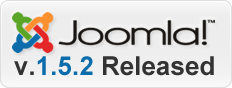Joomla! 1.5.2 Released