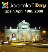 Joomla! Day Spain 2008