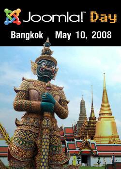 Joomla! Day Bangkok 2008