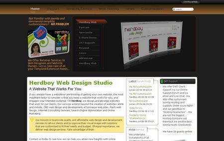 Herdboy Web Design Studio