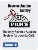Reverse Auction Factory - bow down release!