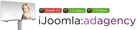 iJoomla Ad Agency for Joomla 1.5 is here!