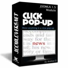 Click PopUp