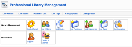 Professional Library Management for Joomla