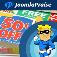 JoomlaPraise - Now The BEST Deal in Joomla!