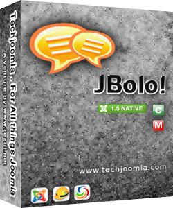 JBolo! Chat for Joomla with support for CB & JomSocial Released !