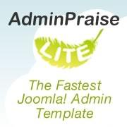 Free GPL Joomla! Admin Template For All!