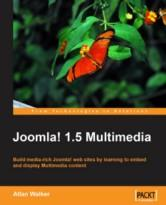 A new book on Joomla and Multimedia