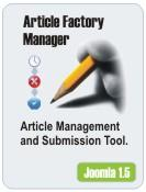 Article Factory Manager 1.8.0