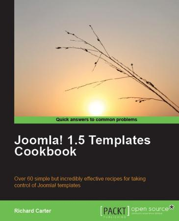 Develop and customize Joomla! templates using Packt's new cookbook