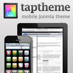 TapTheme iPhone & iPad Joomla Templates