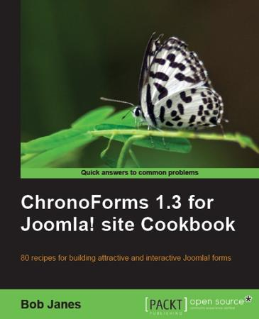 Develop feature-rich Joomla forms using Packt's new ChronoForms book