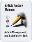 Article Factory Manager 3.0.0