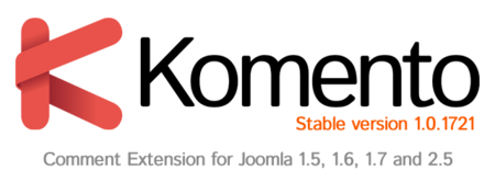 Komento works in all Joomla versions!