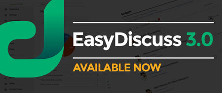 EasyDiscuss 3.0 released!
