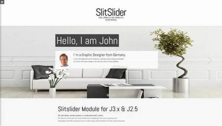 Fullsize Image Slider Module