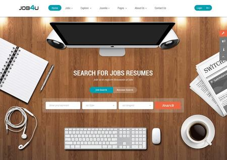 Best of Joomla - Best of Resources - SJ Job4u - Responsive Joomla ...