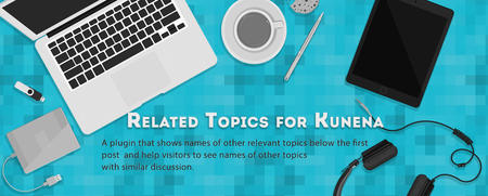 Related Topics for Kunena 1.0.0 is released