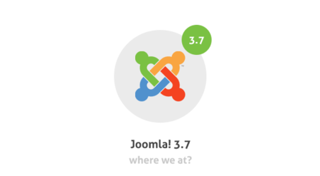 Joomla! 3.7 where we at?