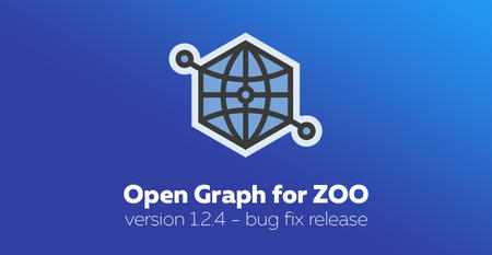 Open Graph for ZOO 1.2.4 released