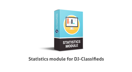 DJ-Classifieds Admin Stats Module
