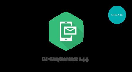 DJ-EasyContact 1.4.5 version