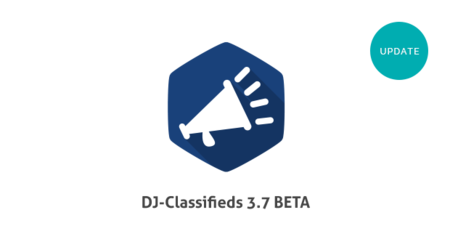 The release of DJ-Classifieds 3.7 BETA