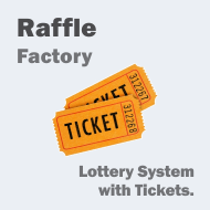 Raffle Factory latest update!