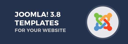 Joomla 3.8 templates for Your website