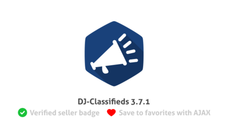 Introducing DJ-Classifieds with Verified Seller badge!
