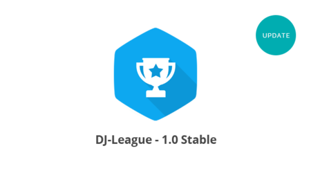DJ-League updated to version stable!