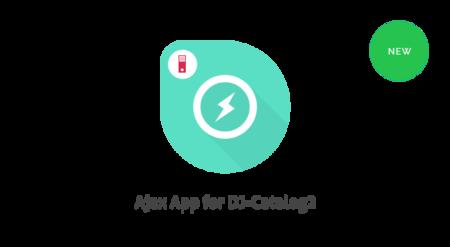 Ajax filters App for DJ-Catalog2 released