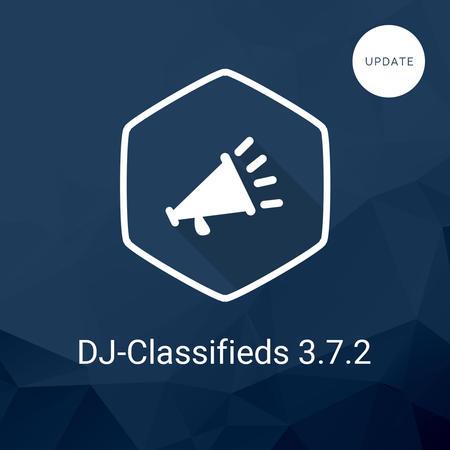 DJ-Classifieds UPDATE