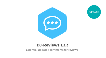 Comments for reviews? Now it's possible with DJ-Reviews 1.3.3