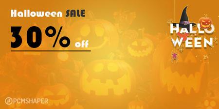 Halloween Sales 2018 Joomla Discount Coupon