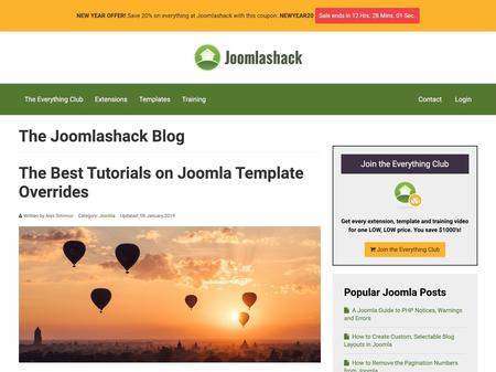 The Best Tutorials on Joomla Template Overrides