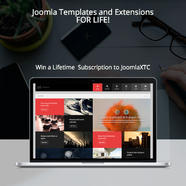 JOOMLA TEMPLATES AND EXTENSIONS FREE FOR LIFE!