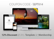 Joomla Template Coupons Sept 2014