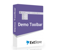 ExtStore Demo Toolbar - Demo Viewport for products