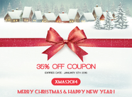 35% OFF - Christmas coupon 2014 for All Joomla Templates, Extensions and Membership Plans