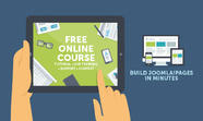 Free Online Course - Build Joomla Page in Minutes