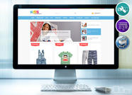 Responsive Joomla 3 VirtueMart template 30% OFF