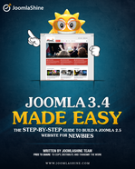 Joomla 3.4 Made Easy - Free ebook