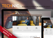 Joomla Template Coupons March 2014