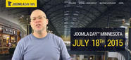 Win a pair of tickets to Joomla Day Minnesota