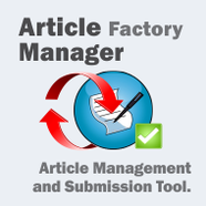 Article Factory Manager latest release