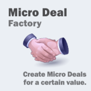 Micro Deal Factory new release