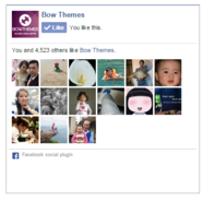 BT Facebook Likebox - Free plugin for Joomla 3.x & 2.5