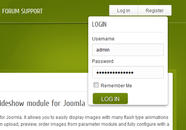 BT Login - Free Login module for Joomla 3.x & 2.5