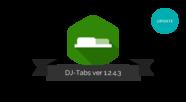 DJ-Tabs update - Version 1.2.4.3